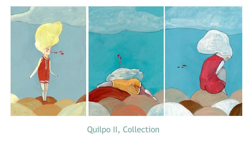 Los bañistas del Quilpo