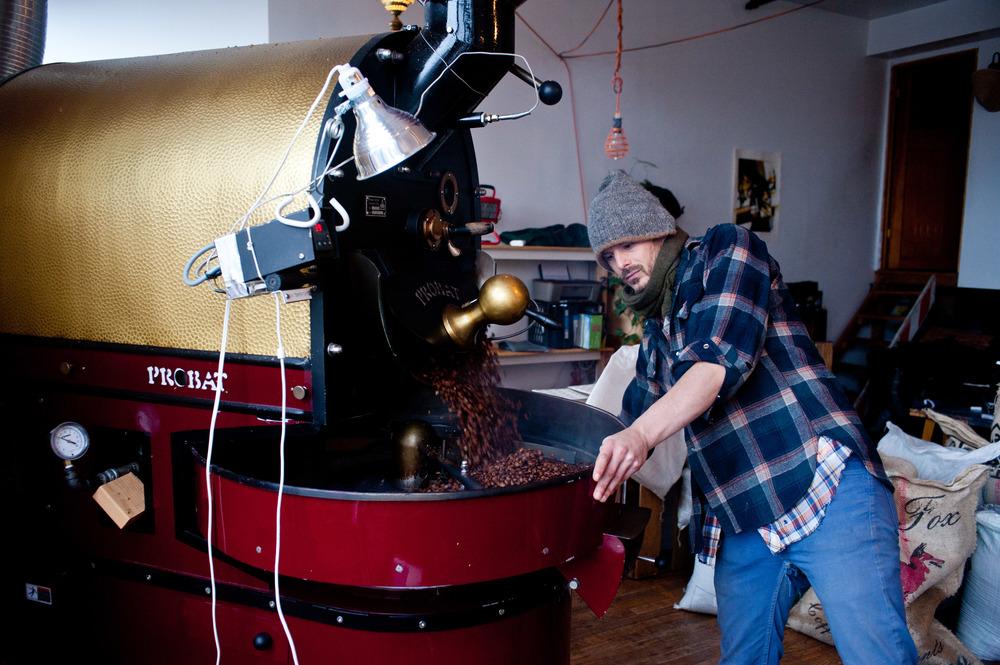 Lofted Coffee