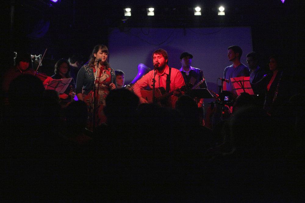 Talip Peshkepia - LIVE (Performing as Paulie Pesh)
