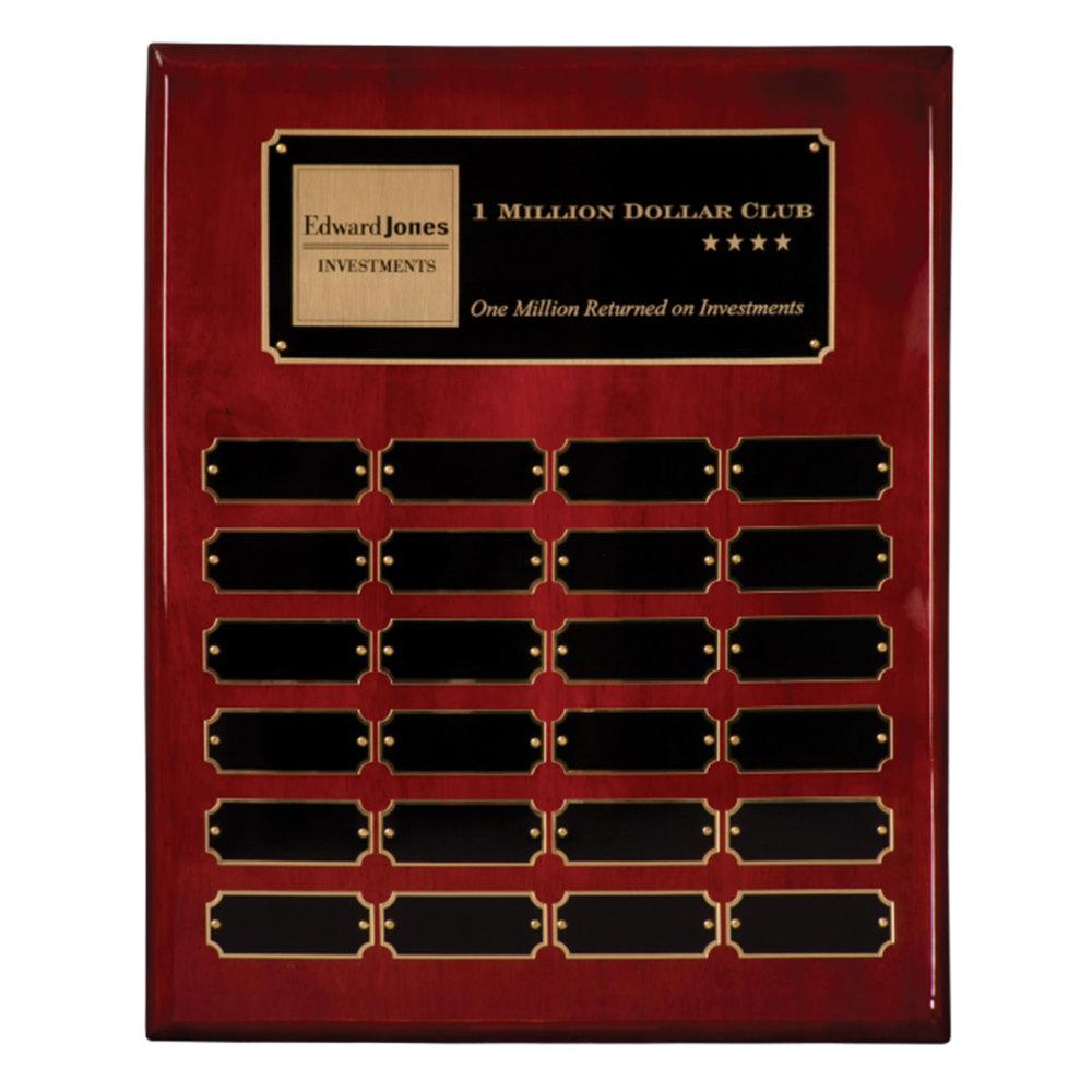 """Perpetual Plaque (12"""" x 15"""")"""