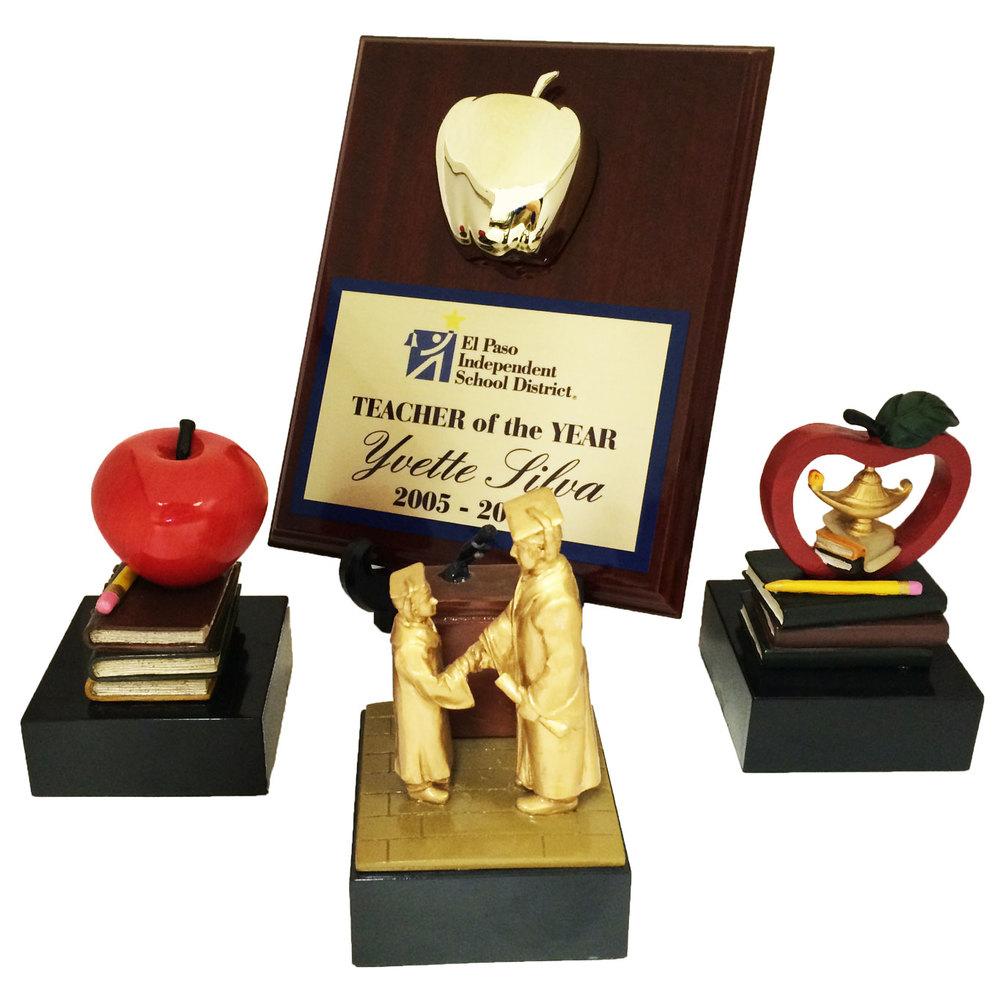 Misc. Teacher Recognition