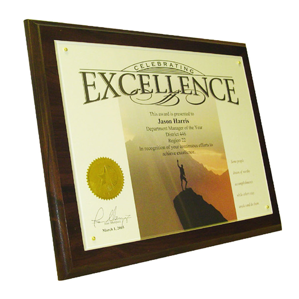 Certificate / Diploma Frame