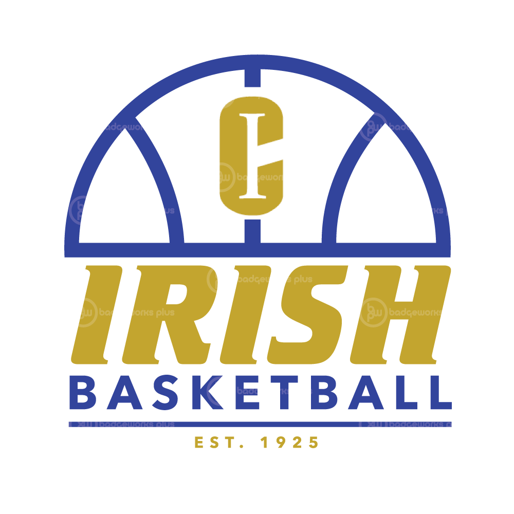 Irish Basketball Logo
