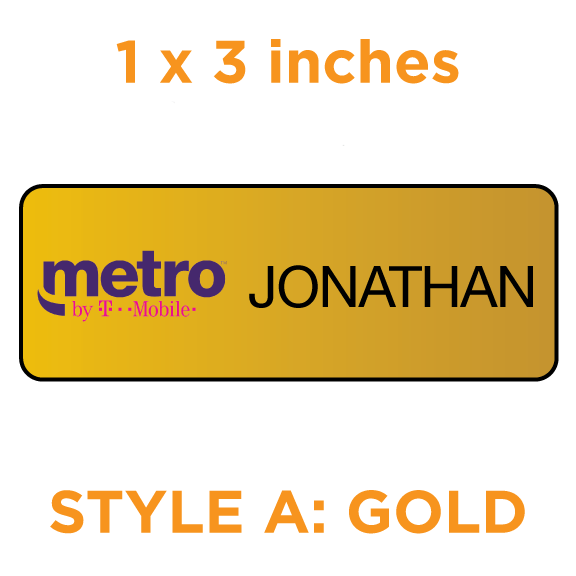 Metro by T-Mobile STYLE A: GOLD