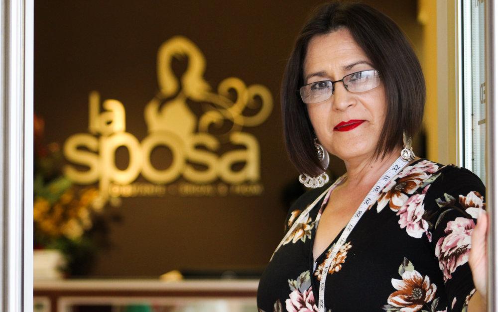 Alejandra, Wedding & Special Occasion Specialist