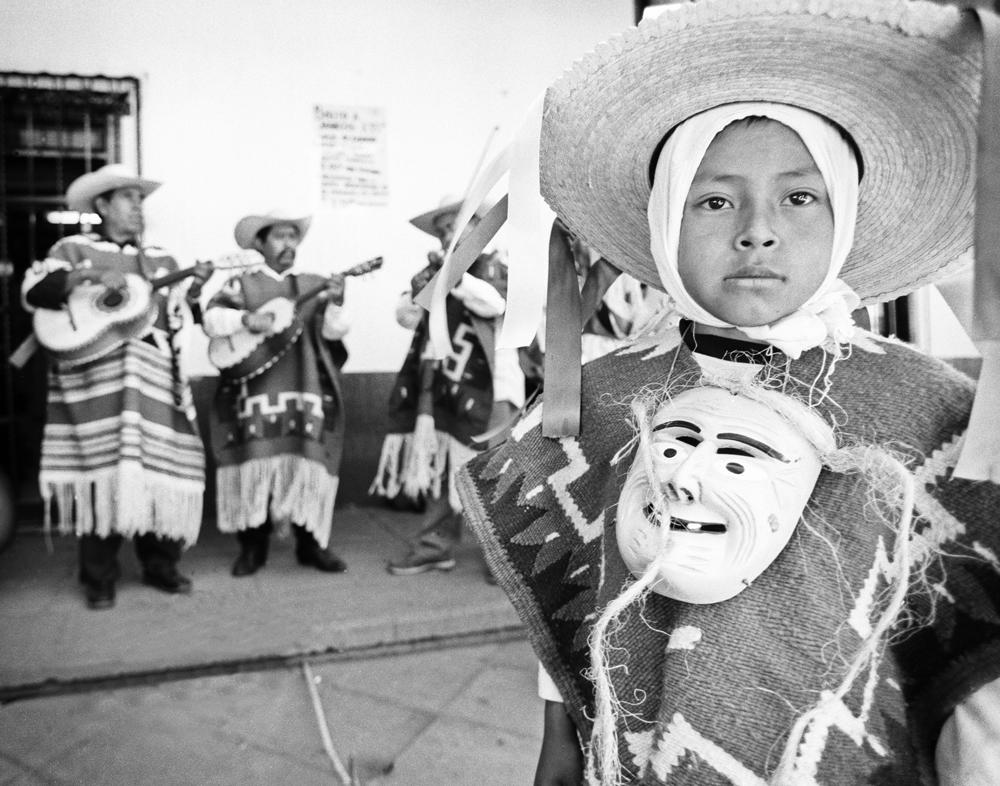 Viejito Joven, Michoacan