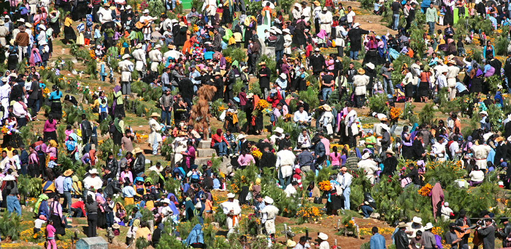 Day of the Dead, Chiapas