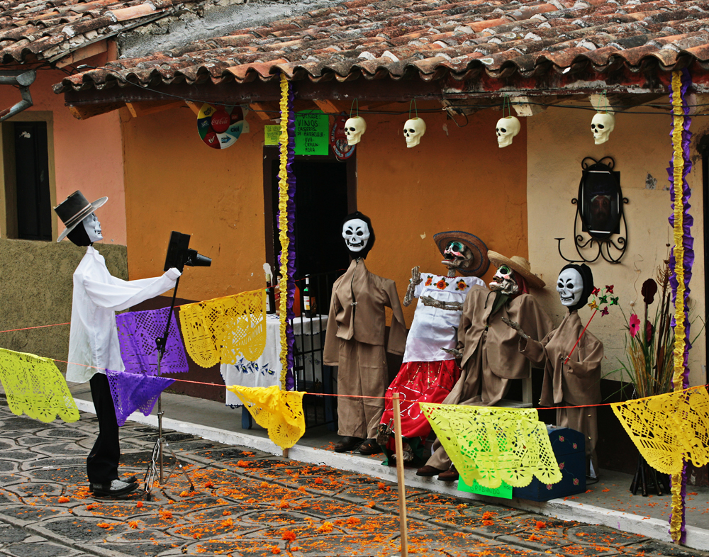 Dead Photographers, Vera Cruz