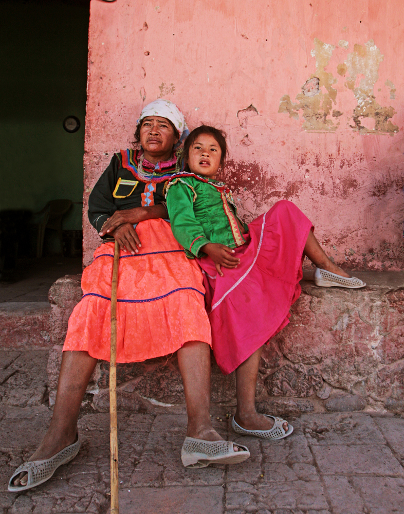 Mother and Daughter, Nayarit