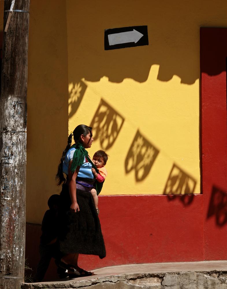 Bebe con Hambre, Chiapas