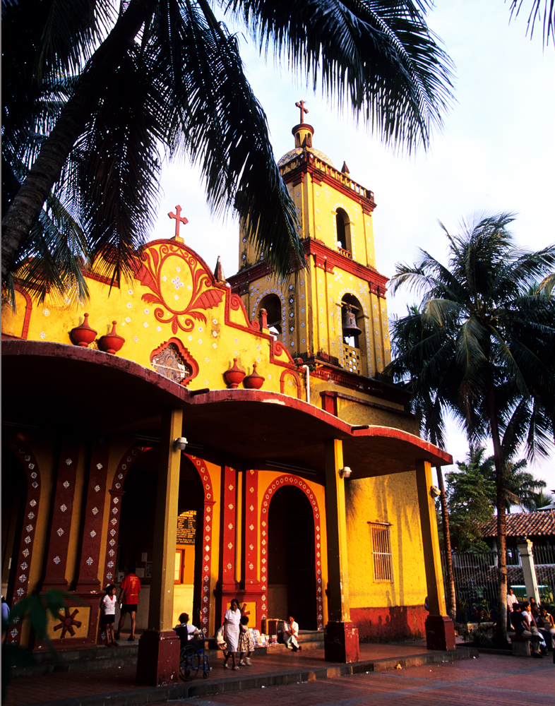 Catamco Church, Veracruz