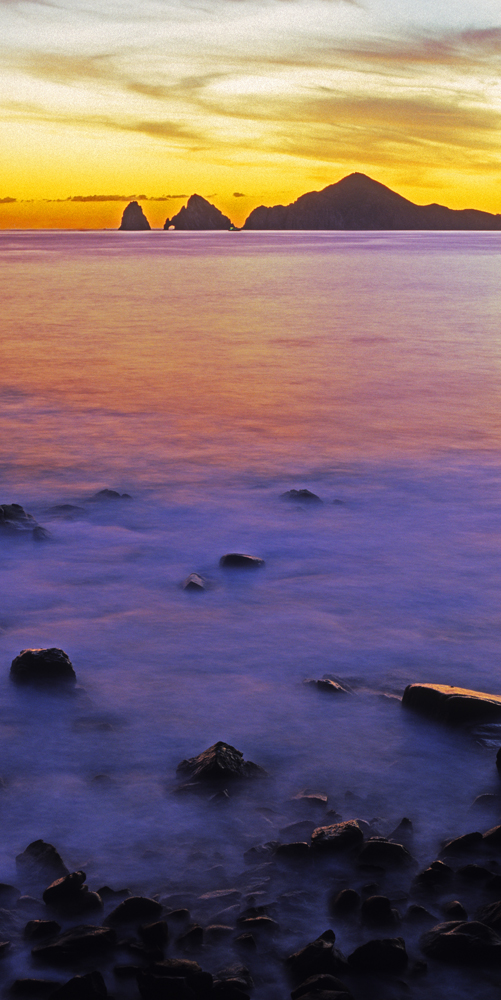Bajia Cabo San Lucas Sunset