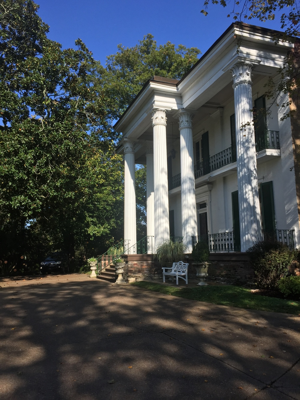 Riverwood Mansion in Nashville, Tennessee