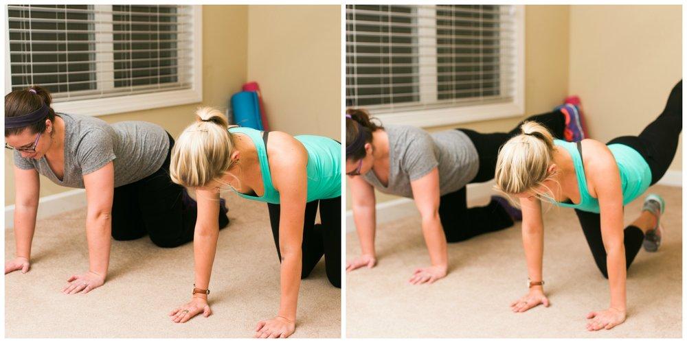 hip extensions reverse leg press millennial fitness derek couts
