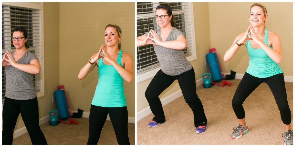squats millennial fitness derek couts