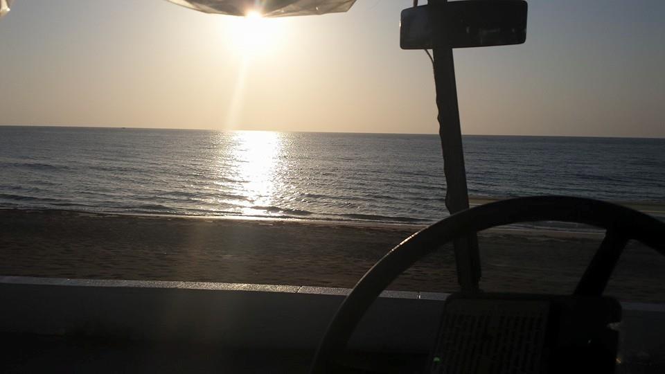 Briny Breezes Sunrise From Golf Cart 2.jpg