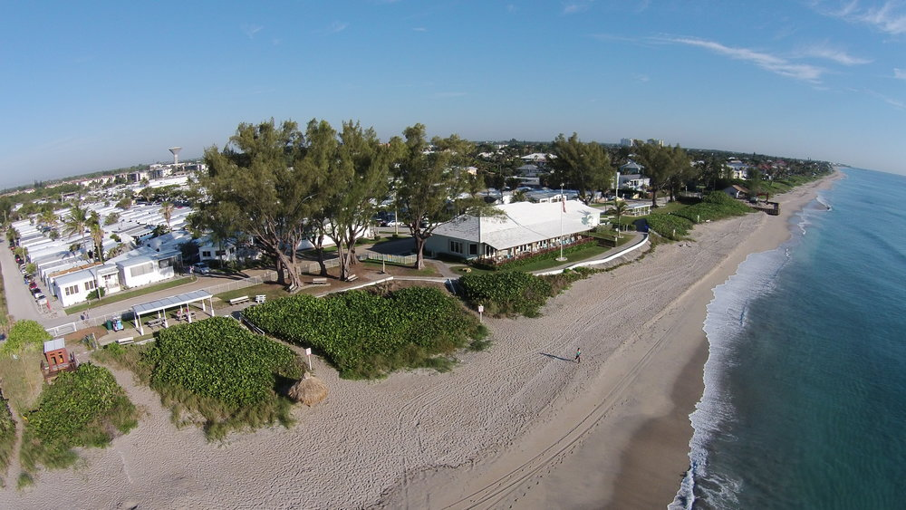 Aerial Of briny breezes Oceanfront Clubhouse.JPG