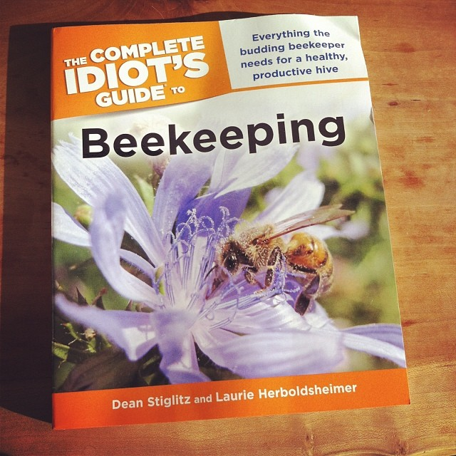 Much to my sweetie's dismay, this came today. So begins my #adventuresinbeekeeping !