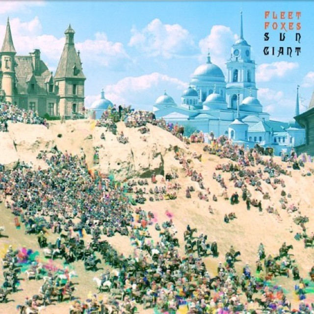 #fleetfoxes ➕ ❄#winter❄ = utter perfection.  (at inner space)