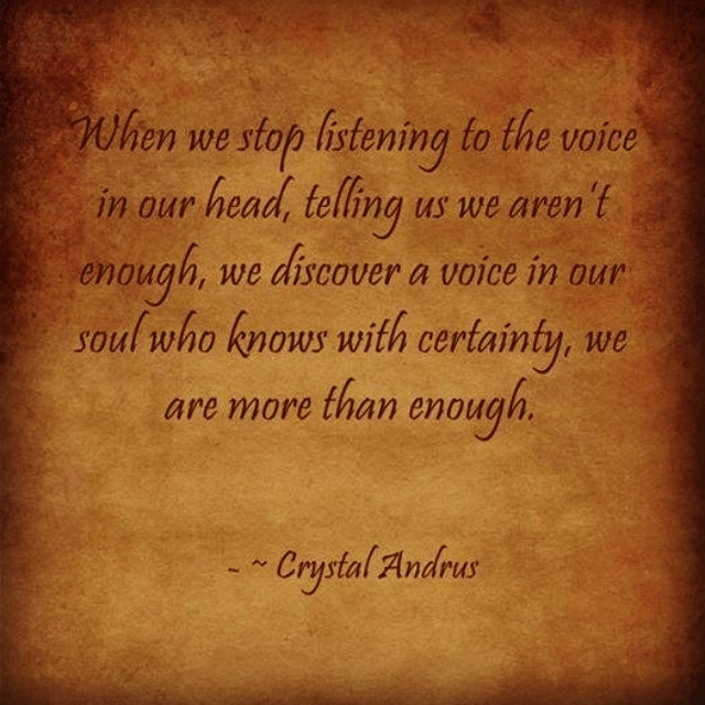 #youarebeyondenough #wisdom #encouragement #insecurity #quotes #inspiration (at Restorative Harmony Acupuncture, Philadelphia, PA)