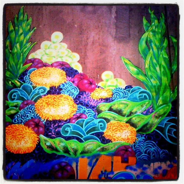 #Underthesea in #fishtown #fishtownshadfest (Taken with  instagram )