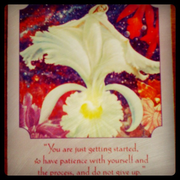 Love this #goddesscard. #encouragement #blessing (Taken with instagram)