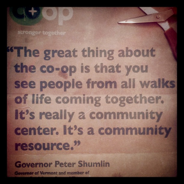 Do you think #Philly could benefit from a wellness #coop ? (Taken with  Instagram )