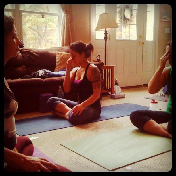 #brittanypolicastro #raisingthevibration #yoga (Taken with Instagram at Poconos, PA)