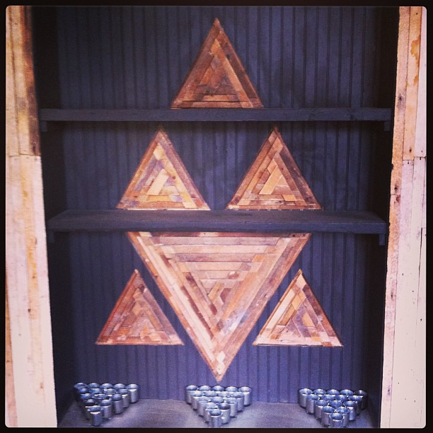 #hiddencityfestival #pythagorus #pyramid #triangle #ceremony #ritual #magic #hawthornhall (at Hawthorn Hall)