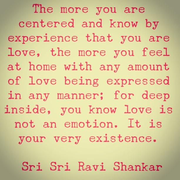 #wisdom #srisriisms #srisriravishankar #artofliving (at In the Heart (not the head))