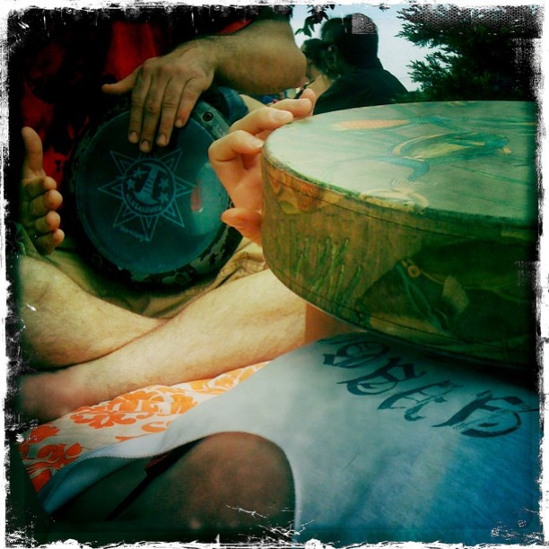 #drum #love at #libertylandspark (Taken with  instagram )