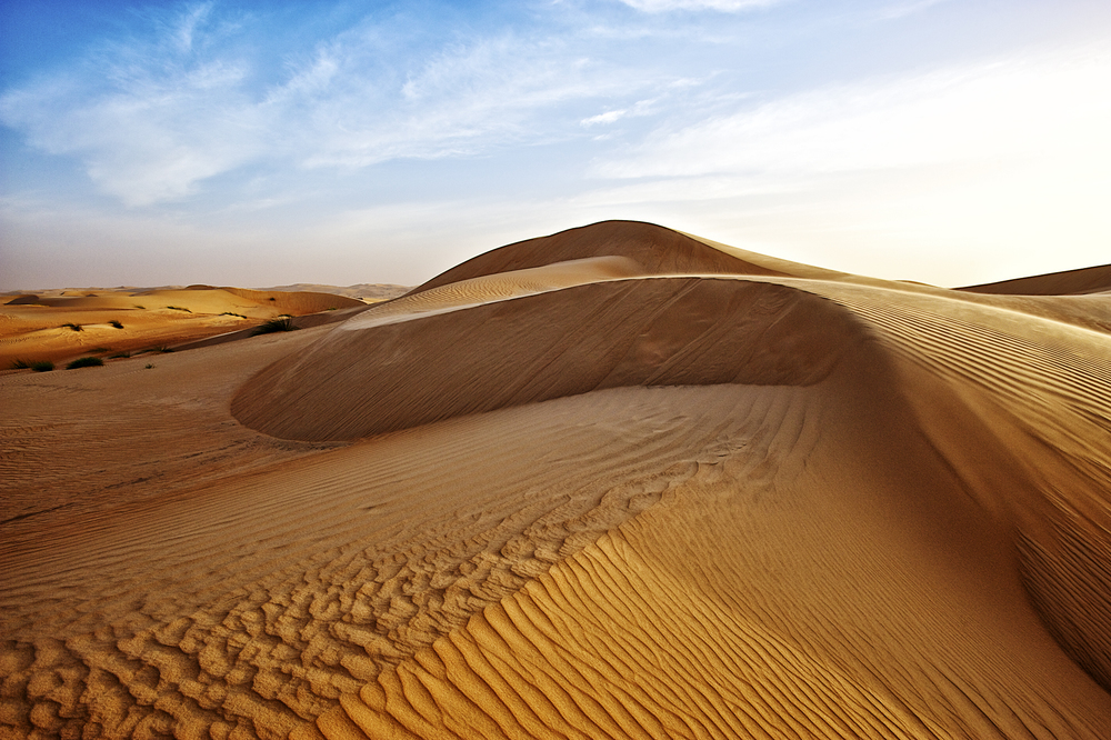 Dunes. Sahara Desert, Mauritania