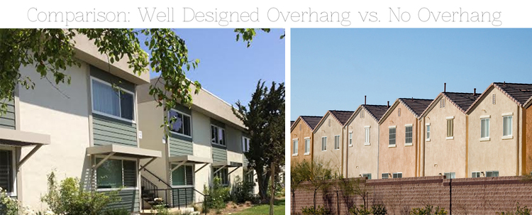 Overhang Vs No Overhang