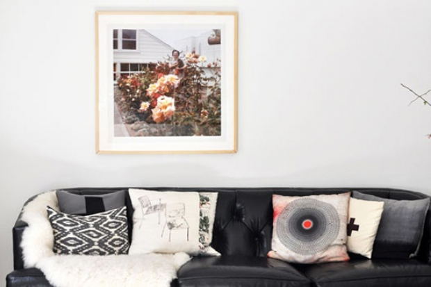 One of my favorite renters SFGirlByBay via  California Home + Design