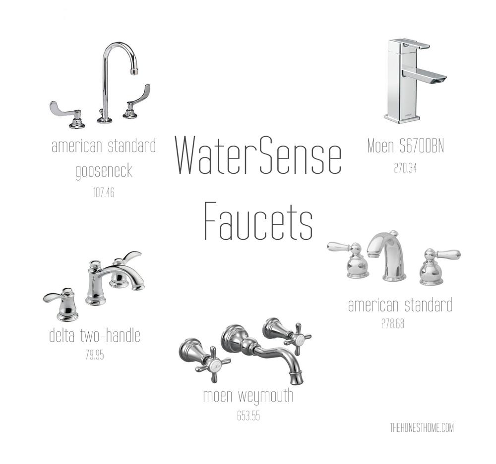 watersensefaucets via TheHonestHome