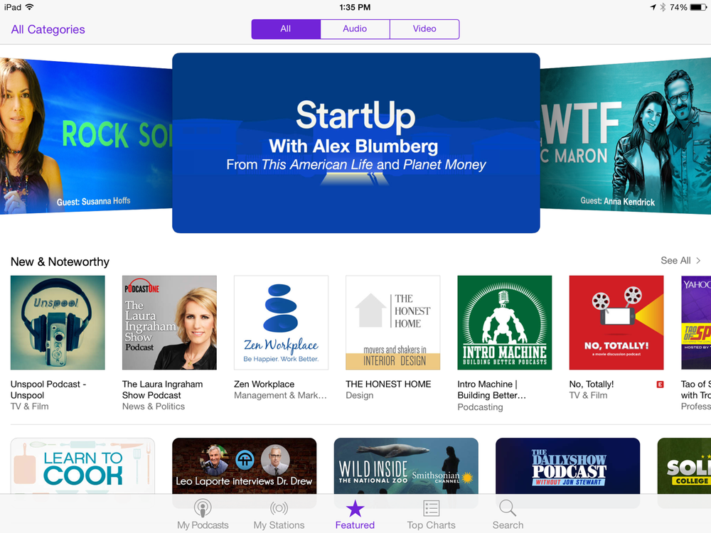 The Honest Home Podcast | New and Noteworthy