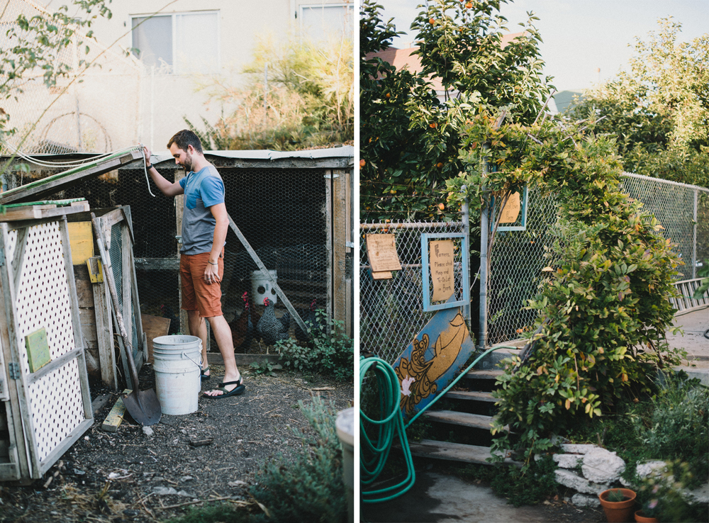 Urban Agriculture | Jared Tharp | The Honest Home Podcast
