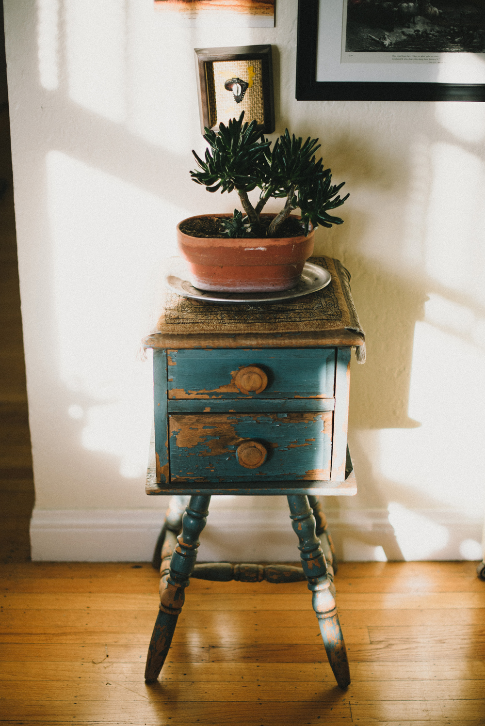 Small side table | The Honest Home | Jared Tharp