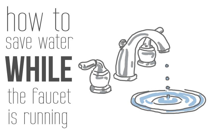 California drought - Watersense Faucets