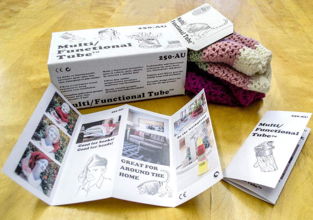 crotched fibers, screenprint on cardboard, book form