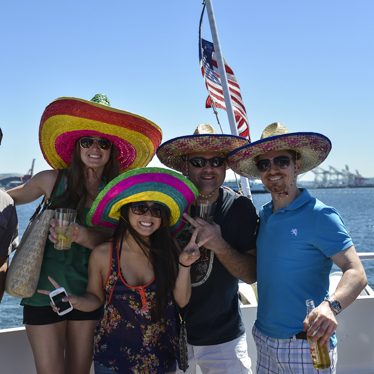 Cinco De Mayo Boat Cruise May 2+3 2014