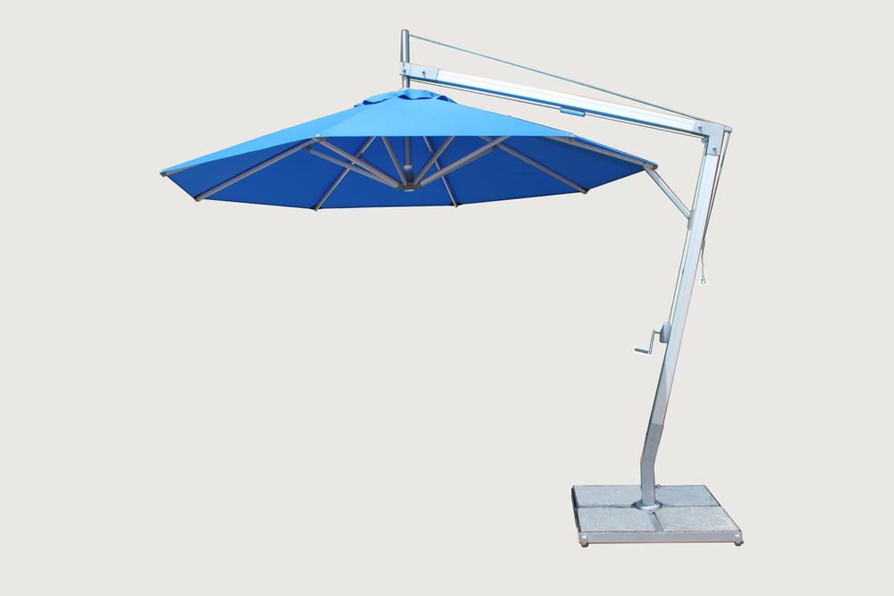 Santa Ana Side Pole Aluminum Umbrella