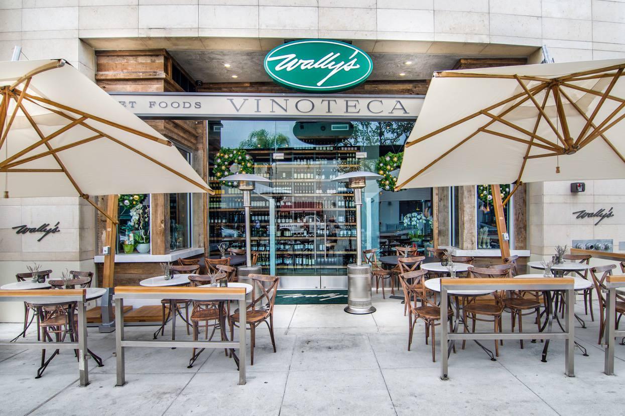 Restaurant Cafe Umbrellas Bambrella Usa Sales Office Market