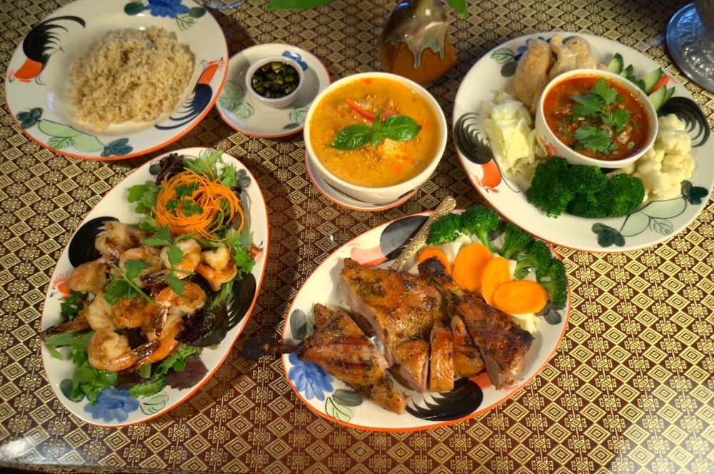 Image gallery thai cuisine for Cuisine thai