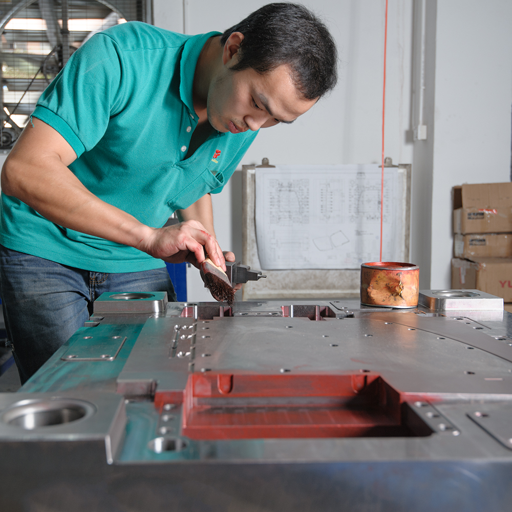 Tooling Fabrication -