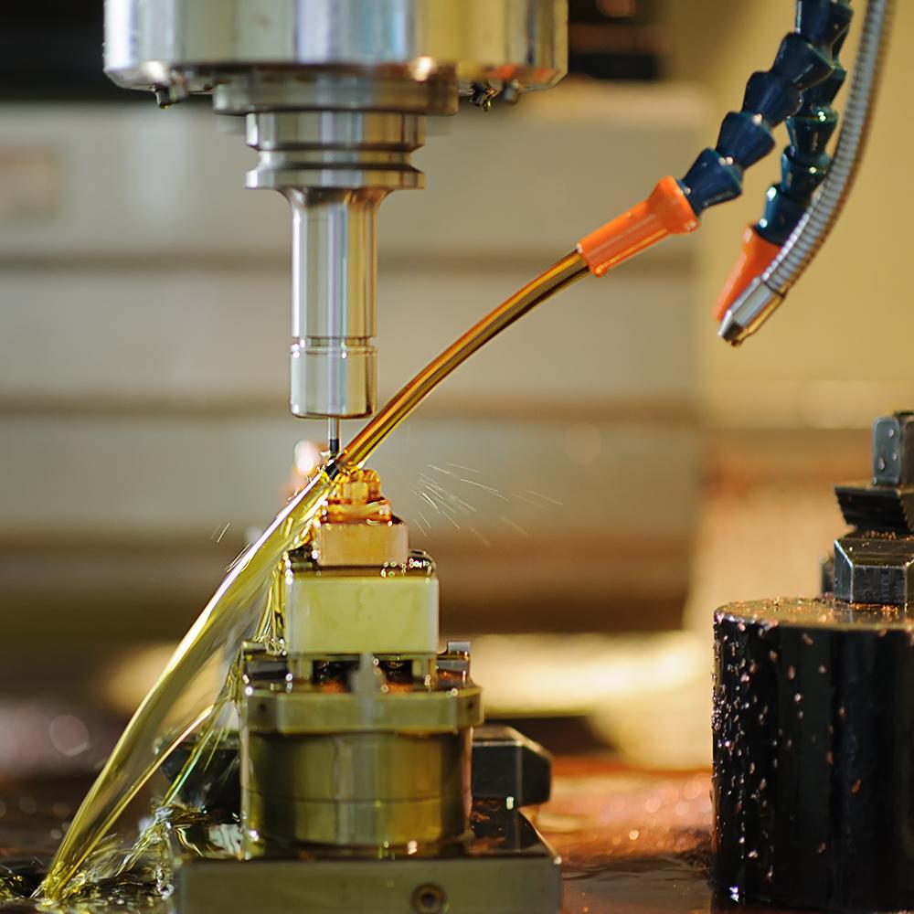 machining -