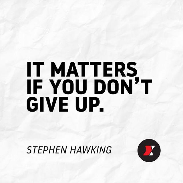Remembering Stephen Hawking.