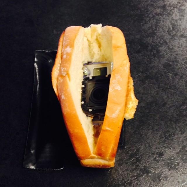 The bun cam at Cori's DogHouse. #hotdogs #nashville @crisnannarone