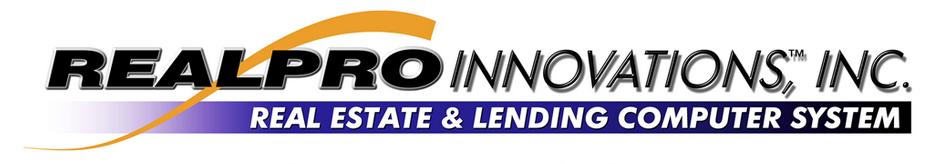 - Realpro Innocations Inc.