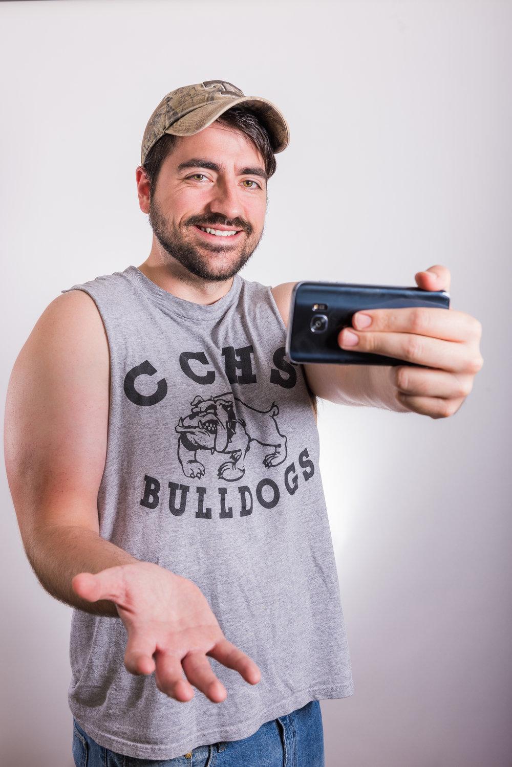 Trae Crowder Phone.JPG